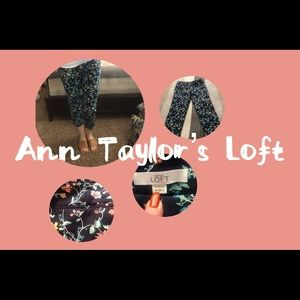 Ann Taylor's Loft. Marisa fit. The Rivera Pant